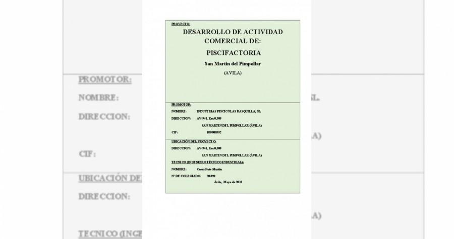 Licencia piscifactoria_memoria